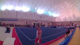 Фролов Дмитрий   вольные упражнения CI