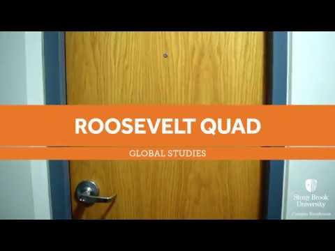 Stony Brook University- Eleanor Roosevelt Room Tour