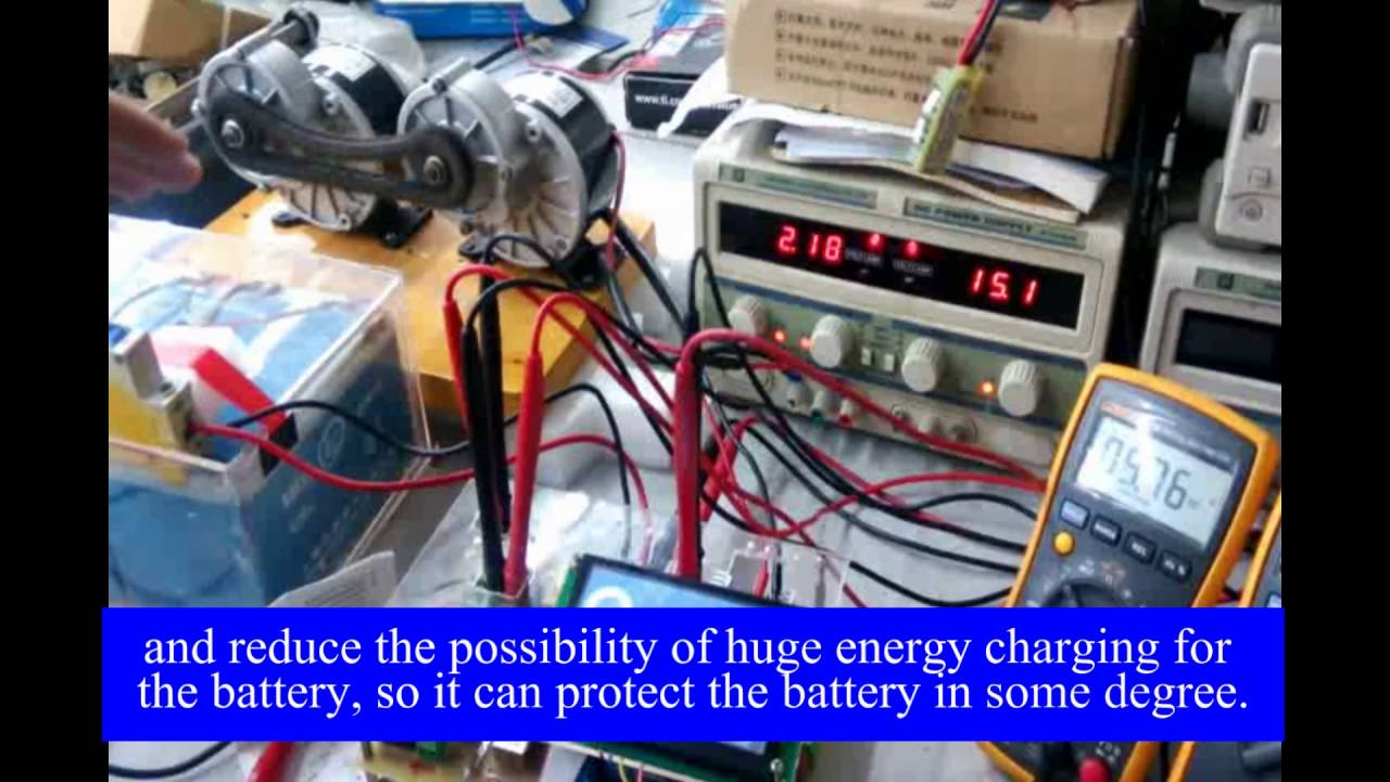 Electric Vehicle Based On Super Capacitor Solar Cell Powered Supercapacitor Charger With Strange Output Voltage