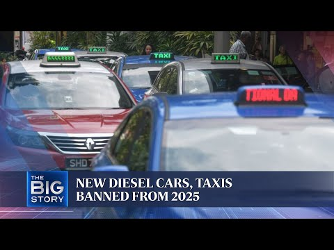 New diesel cars, taxis banned from 2025 | THE BIG STORY