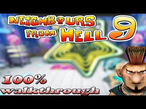 Neighbours From Hell 9 Roommates - ALL Episodes [100% walkthrough]