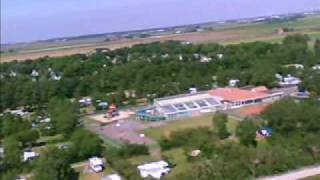 Groote Keeten Camping Fly over