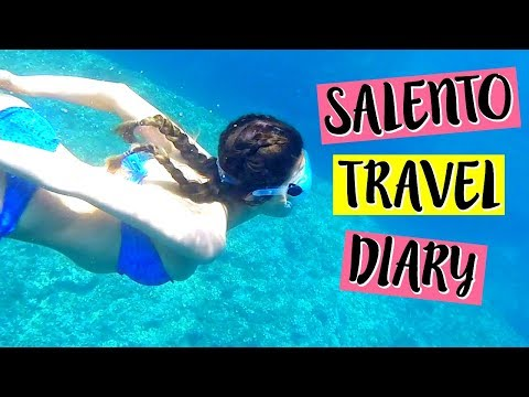 SALENTO TRAVEL DIARY ✈️