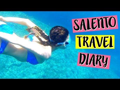 SALENTO TRAVEL DIARY ✈️
