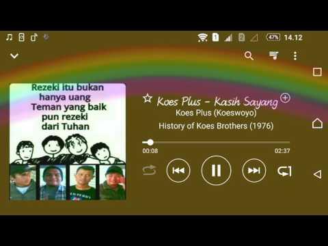 Koes Plus (Koeswoyo) - KaSiH SaYanG