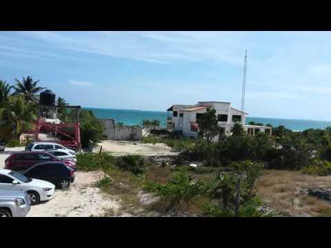 Cabañas Isla Blanca (playa blanca)