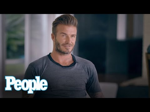 Can He Really Bend It Like Beckham? We Put David to the Test    People