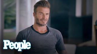 Video Can He Really Bend It Like Beckham? We Put David to the Test  | People download MP3, 3GP, MP4, WEBM, AVI, FLV Juli 2017