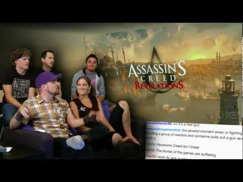Assassin's Creed Revelations Trailer and Gameplay - E3 2011 Show and Trailer Roundup! - Part 2
