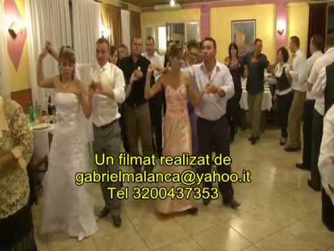 Filmari Nunti Torino Italia Lautari Asti Aosta Novara Milano Cuneo