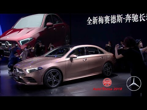 Mercedes-Benz at Auto China 2018, Beijing - Full Press Conference