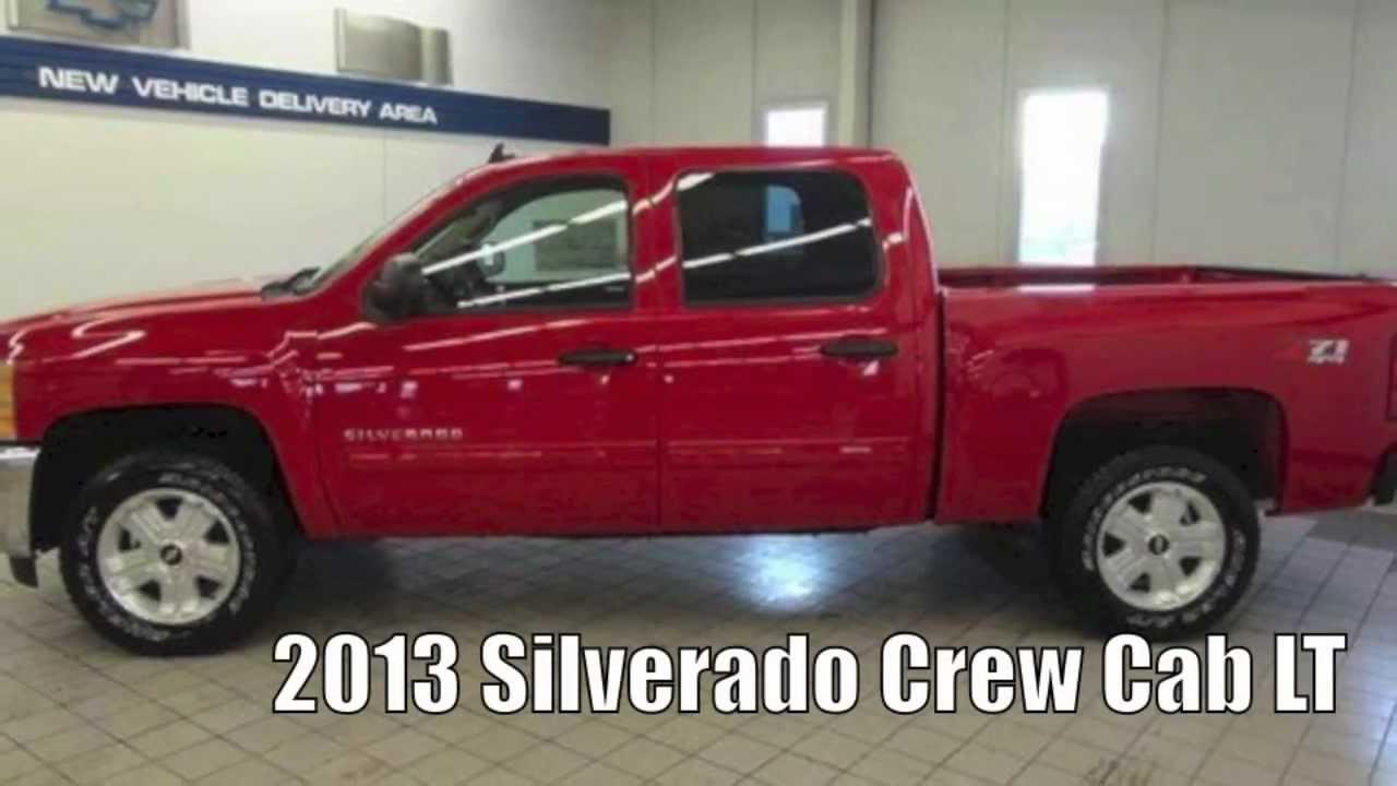 2013 Chevrolet Silverado Crew Cab Lt For Sale Alexandria