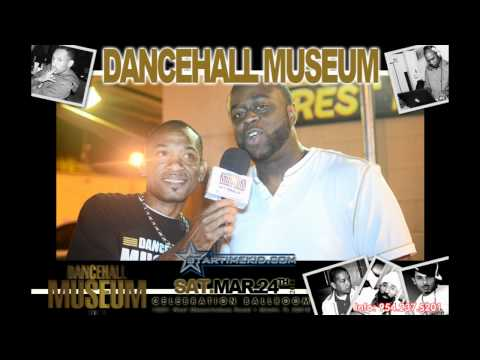 Dancehall Museum - DJ KM, Jason of FIJI and Industry Darling Sherie