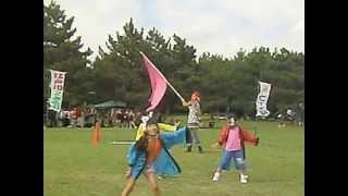 城北POP.Jr 2013.7.15 江戸川よさこいMyフェスタ2013 汐風の広場