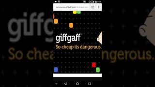 £10 Free Credit Order Giffgaff Sim UK & EU payg SIM only Best UK mobile Network Unlimited Data