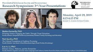 PSSN Research Symposium: Nori Jacoby