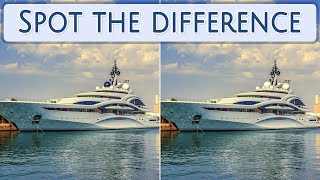 [ Brain games ] ( 3 ) Ep.007 Transport_ships_01 | Spot the difference | photo puzzles | Healing