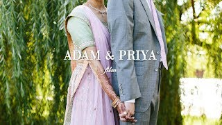 ADAM + PRIYA WEDDING VIDEO AT BRIDGEPORT ART CENTER