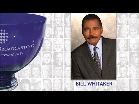 Bill Whitaker 2018 Acceptance Speech, Giants of Broadcasting ...