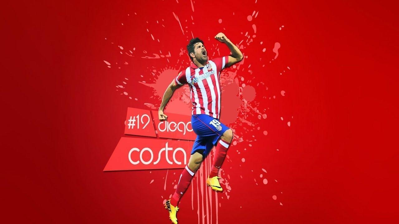 Diego costa atltico madrid amazing goals skills youtube voltagebd Gallery