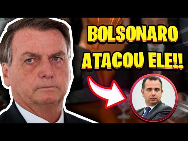 CPI DEIXA BOSLONARO DESESPERADO E ELE ATACA PACHECO