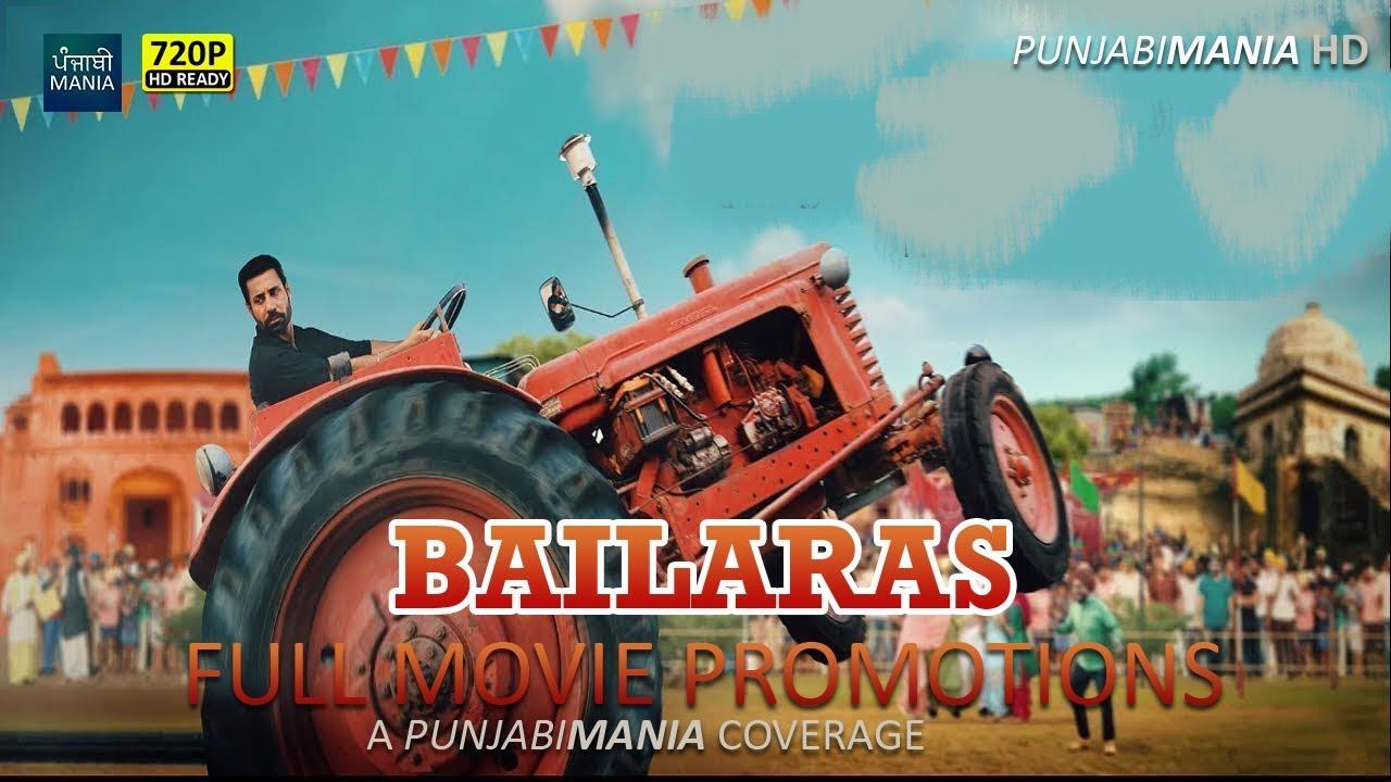 Bailaras Movie Promotional Coverage & Interviews | Binnu Dhillon, Prachi Tehlan, Dev Kharoud