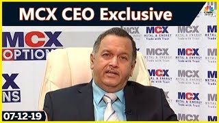 MCX CEO On Launching Crude Oil Options | CNBC Awaaz Rewind