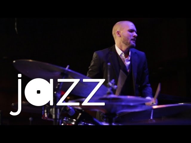 Drum Solo (Full Version) by Joe Saylor at Dizzy's Club Coca-Cola