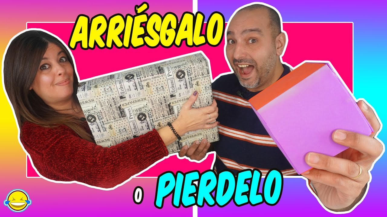 Arriésgalo o Piérdelo TODO Challenge!! Jordi le compra regalos a Bego | Momentos Divertidos