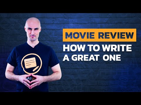 How To Write A Movie Review In 9 Steps