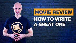 How to Write A Movie Review in 9 Steps | EssayPro