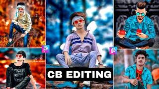 Picsart Best Cb Editing Trick 2020-Picsart Editing Background Colour Change