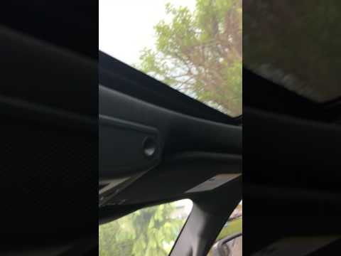 2015 Ford F-150 Panoramic Sunroof won't open