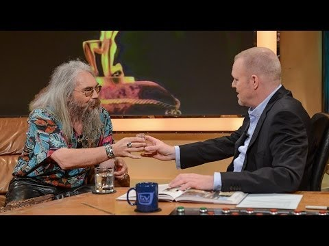 Stefan und Dr. Rätsch beim Drogentest - TV total