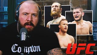 McGregor Threatens Gaethje & Khabib As UFC Returns!
