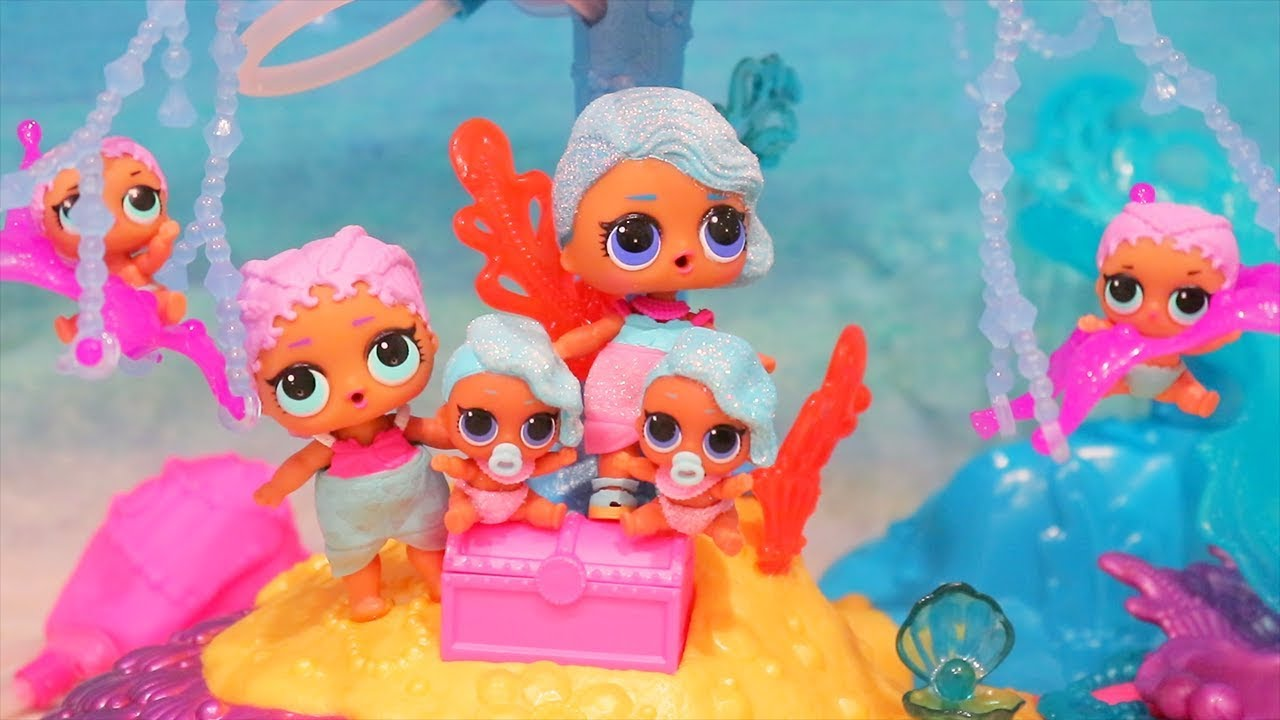 Barbie Water Park Mystery Toys And Dolls Fun Playing