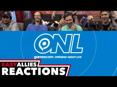 Gamescom Opening Night Live 2019 - Easy Allies Reactions