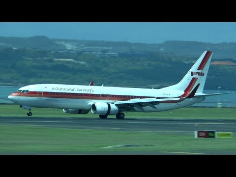 [HD] Action spotting at Denpasar Bali International Airport - 07/09/2016
