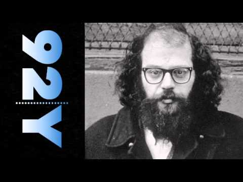 Dave Nolan Poetry Series: Allen Ginsberg reads at 92Y on February 26, 1973