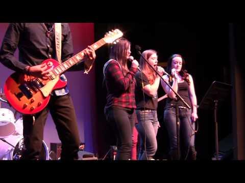 Foxcroft Academy Rock Band Concert (January 22, 2015)