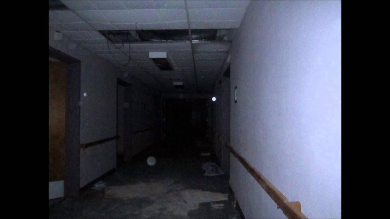 Lincoln County Abandoned Hospital Evp Fayetteville Tn 4