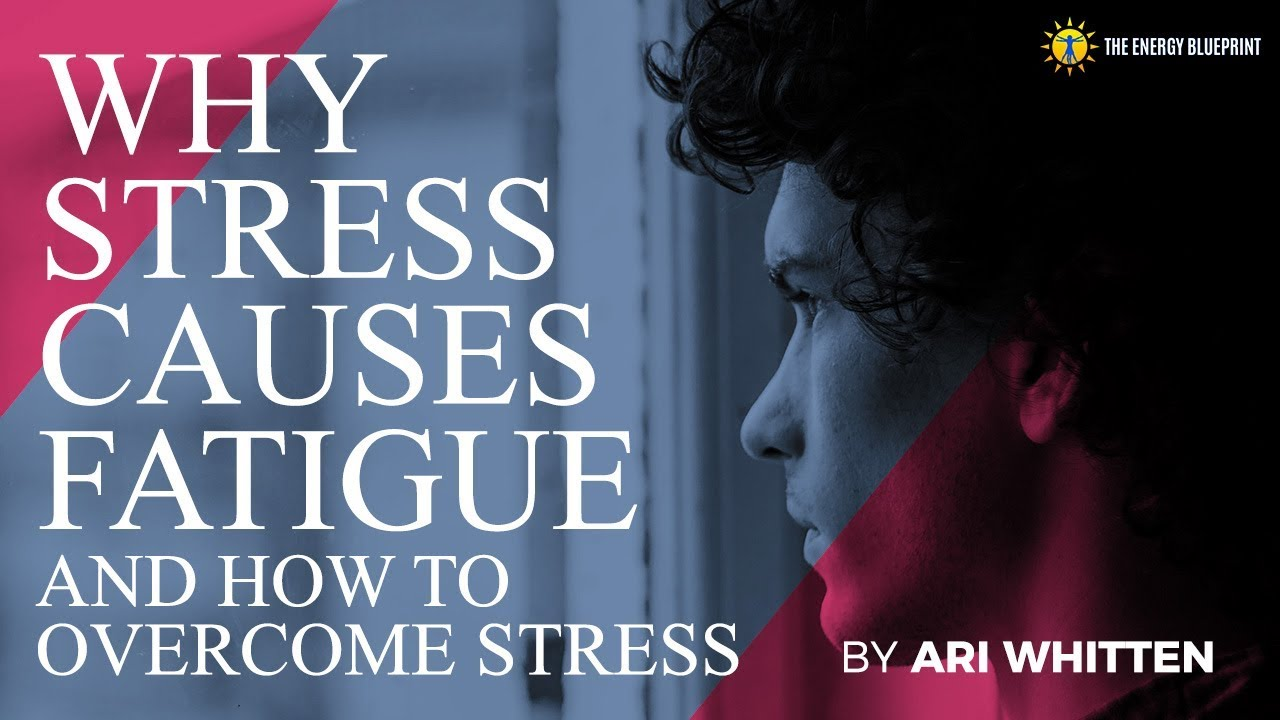Why Stress Causes Fatigue and How To Overcome Stress - The Energy