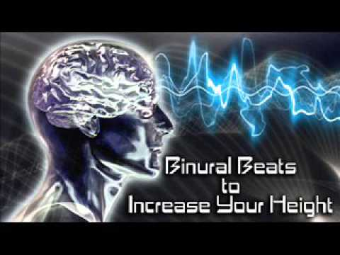 HEIGHT INCREASE Binaural Beats Meditation | GROW TALLER & FA