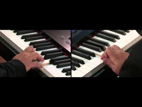 Blueberry Hill - Cours de piano-jazz par Antoine Hervé