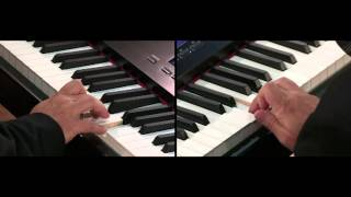 Blueberry Hill - Cours de piano-jazz par Antoine Hervé