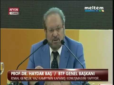 Atatürk Mandacılığa Karşıydı (Haydar Baş)