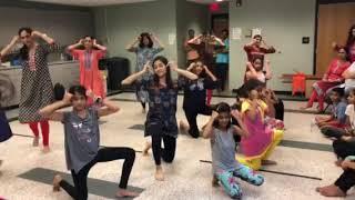 Shivayan Palna dance