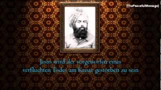 Mirza Ghulam Ahmad das Spiegelbild von Jesus Christus *Jesus kam vor ca 100 Jahren* ENDZEIT