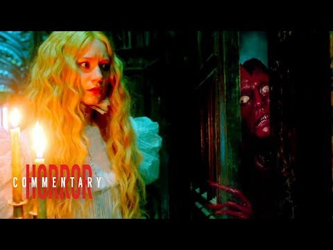Crimson Peak (2015) - Commentary | Horror Commentary