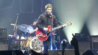 Don't look back in anger - Noel Gallagher - México 2016
